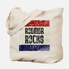 RoemerStarButtonRocks Tote Bag