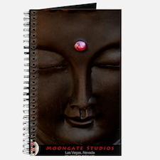Buddha with MG logo Journal