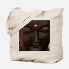 Buddha with MG logo Tote Bag