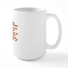 BEANS BEANS GOOD FOR YOUR HEART Mug