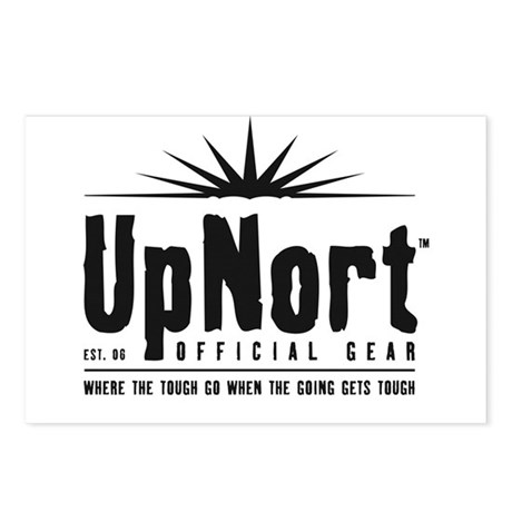 UpNort Postcards (Package of 8)