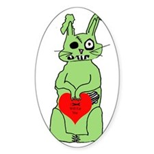zombie bunnie_valentine Decal
