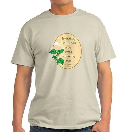 Martin Luther Light T-Shirt