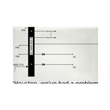 a13_smbus-apparel Rectangle Magnet