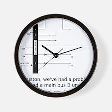 a13_smbus-apparel Wall Clock