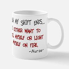 When My Shift Ends... Mug