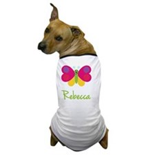Rebecca-the-butterfly Dog T-Shirt