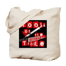 ToolsoftheTrade2Pillow Tote Bag