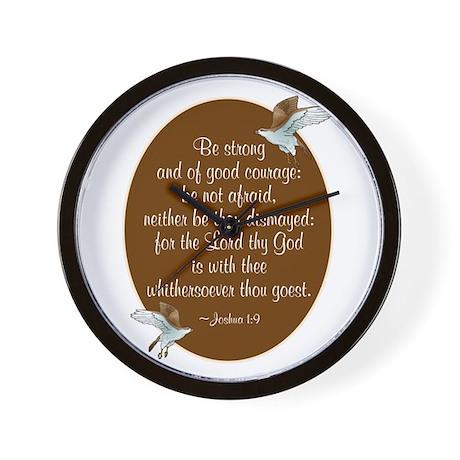 Joshua Wall Clock