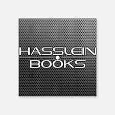 "Hasslein mousepad Square Sticker 3"" x 3"""