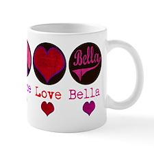 peace_love_bella Mug