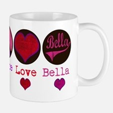 peace_love_bella Mug