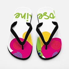 Josephine-the-butterfly Flip Flops