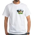 Blue Quail OE White T-Shirt