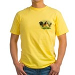 Blue Quail OE Yellow T-Shirt