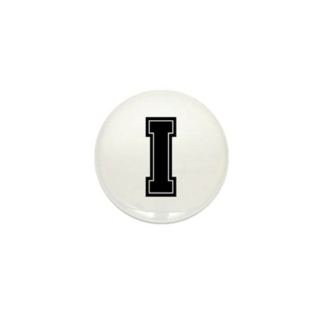 I Mini Button (10 pack)