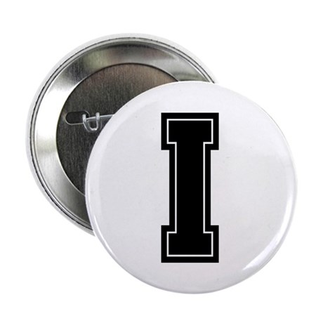 """I 2.25"""" Button (10 pack)"""