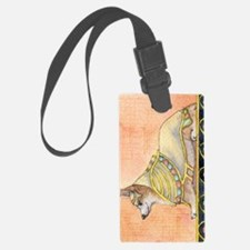 the original sphinx journal Luggage Tag