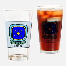 Lamat Drinking Glass