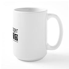 Maxifinger logo_white_png Mug