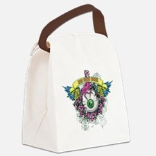 Not Fade Away Canvas Lunch Bag