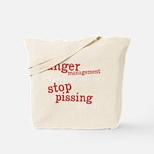 angermanagementdrk Tote Bag