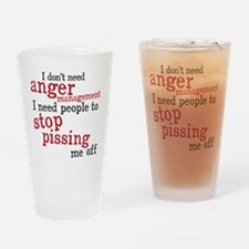 angermanagement Drinking Glass