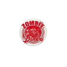 zombiediner Mini Button