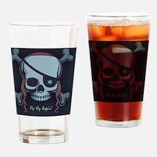 jewish-pir2-oy-CRD Drinking Glass