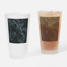 Time Hoarder II Drinking Glass