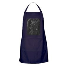 Time Hoarder III Apron (dark)