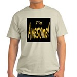 Awesome Designs Light T-Shirt
