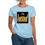 Awesome Designs Women's Light T-Shirt