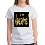 Awesome Designs Women's T-Shirt
