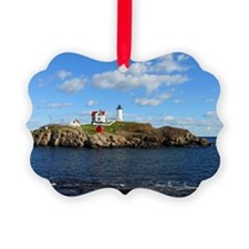 Nubble Light House (Cape Neddick  Ornament