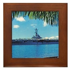 benninton framed panel print Framed Tile