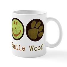 peace_smile_woof Mug