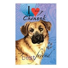chinook-card Postcards (Package of 8)