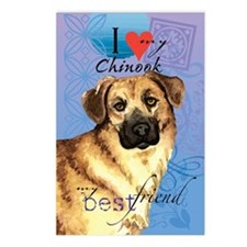 chinook-kindle Postcards (Package of 8)