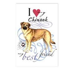 chinook-key2 Postcards (Package of 8)