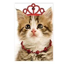 princesskittencard Postcards (Package of 8)
