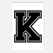 K Postcards (Package of 8)