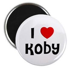 I * Koby Magnet