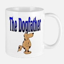The Dogfather Mugs