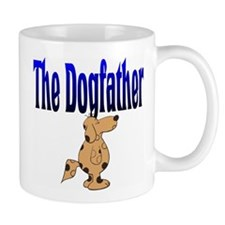 The Dogfather Coffee Mugs