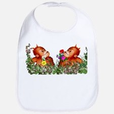 Baby Chimp Love Bib