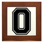 O Framed Tile