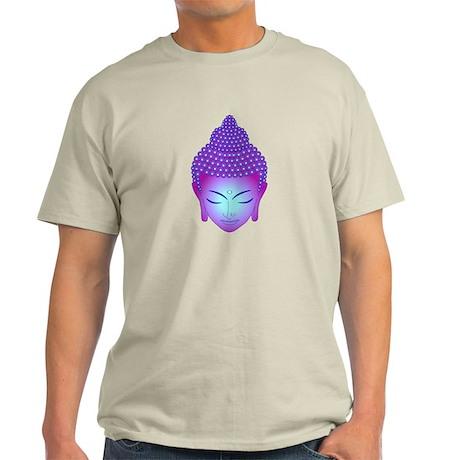 purple buddha Light T-Shirt