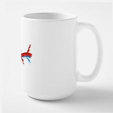 Vascular Nurse 2 Large Mug