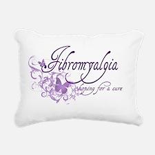 fibro3 Rectangular Canvas Pillow